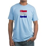 """I Know Jérôme Kerviel"" Shirt"