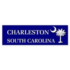 Charleston South Carolina Bumper Bumper Sticker