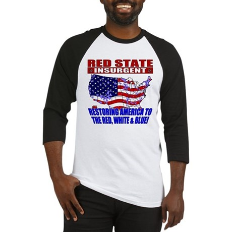 Red State Insurgent Baseball Jersey