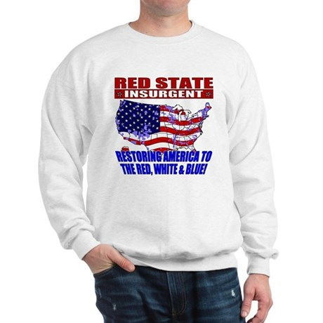 Red State Insurgent Sweatshirt