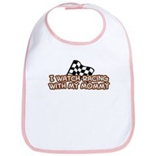 20 Racing Mommy Bib