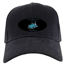Cute 18 wheelers Baseball Hat