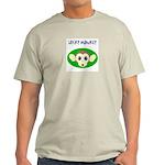 lucky monkey Ash Grey T-Shirt