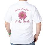 Daisy Bride's Granddaughter Golf Shirt