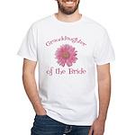 Daisy Bride's Granddaughter White T-Shirt