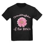 Daisy Bride's Granddaughter Kids Dark T-Shirt