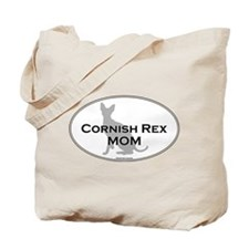 Cornish Rex Mom Tote Bag