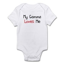 My Gamma Loves Me Infant Bodysuit