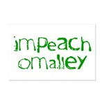 Impeach O'Malley Mini Poster Print