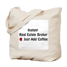 Real Estate Broker Tote Bag