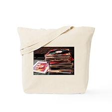 Record Stack<br> Tote Bag