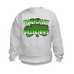 Magically Delicious Kids Sweatshirt