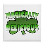 Magically Delicious Tile Coaster