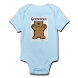 Grrrrrrrr! (Bear) Infant Creeper