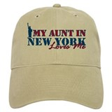 My Aunt in NY Baseball Cap