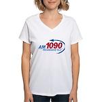 AM1090 Women's V-Neck T-Shirt