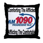 AM1090 Throw Pillow