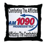 AM1090 Throw Pillow