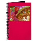 Pretty Girl Ginger CAT Journal