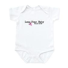 Leap Year, Baby Infant Bodysuit
