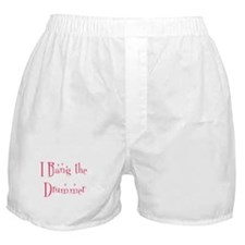 I Bang the   Drummer Boxer Shorts