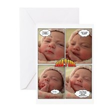 Cute Leilani Greeting Cards (Pk of 10)
