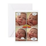 Cute Leilani Greeting Card