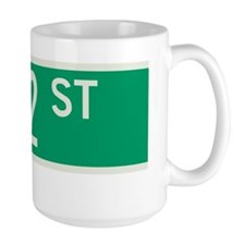 52nd Street in NY Mug