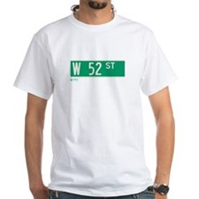 52nd Street in NY Shirt