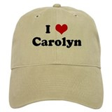 I Love Carolyn Cap