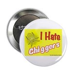 I Hate Chiggers Button