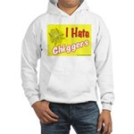 I Hate Chiggers Hooded Sweatshirt