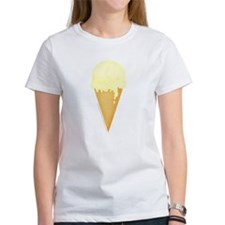 Vanilla Ice Cream Cone Tee