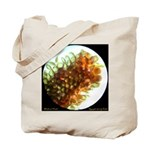 Culex sp. egg raft Tote Bag
