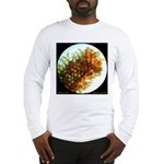 Culex sp. egg raft Long Sleeve T-Shirt