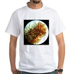 Culex sp. egg raft White T-Shirt