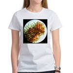 Culex sp. egg raft Women's T-Shirt