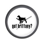 got brittany? Wall Clock