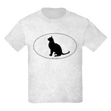 Burmese Silhouette T-Shirt