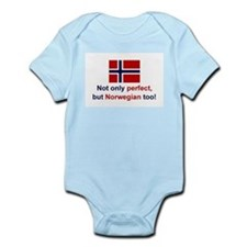 Perfect Norwegian Infant Bodysuit