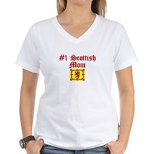 #1 Scottish Mom Shirt