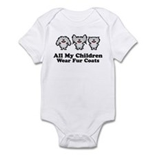 All My Children Infant Bodysuit