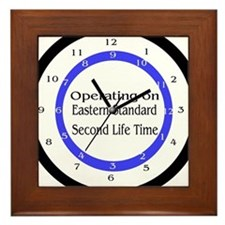 Operating on Second Life Time Framed Tile