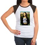 Mona's Maltese (R) Women's Cap Sleeve T-Shirt