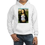 Mona's Maltese (R) Hooded Sweatshirt