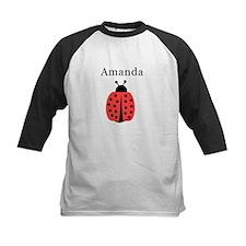 Amanda - Ladybug Tee