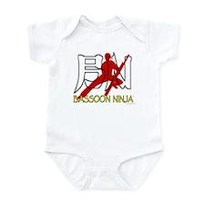 Bassoon Ninja Infant Bodysuit