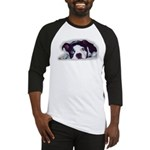 BOSTON TERRIER SWEET DOG Baseball Jersey