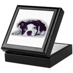 BOSTON TERRIER SWEET DOG Keepsake Box