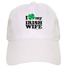 Love My Irish Wife Baseball Cap